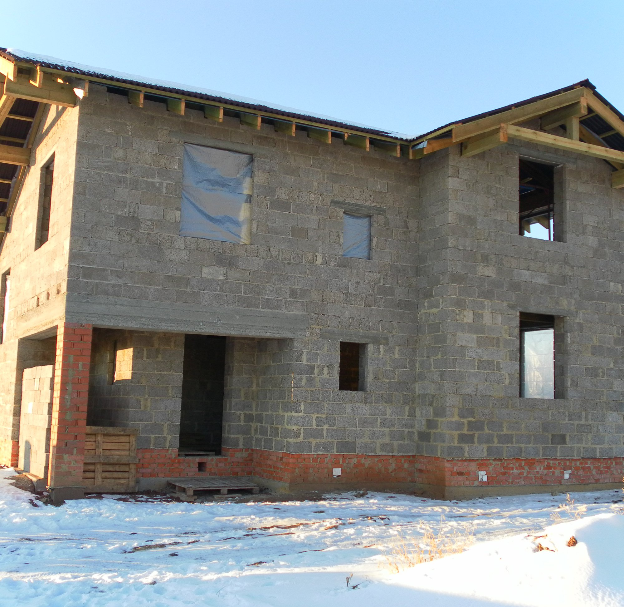 Внутренняя отделка домов под ключ — цена в Москве и